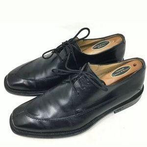 Mezlan Men's Torello Shoes Black Leather 8W